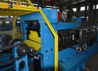 Z Steel Frame 3mm 18.5kw Purlin Roll Forming Machine